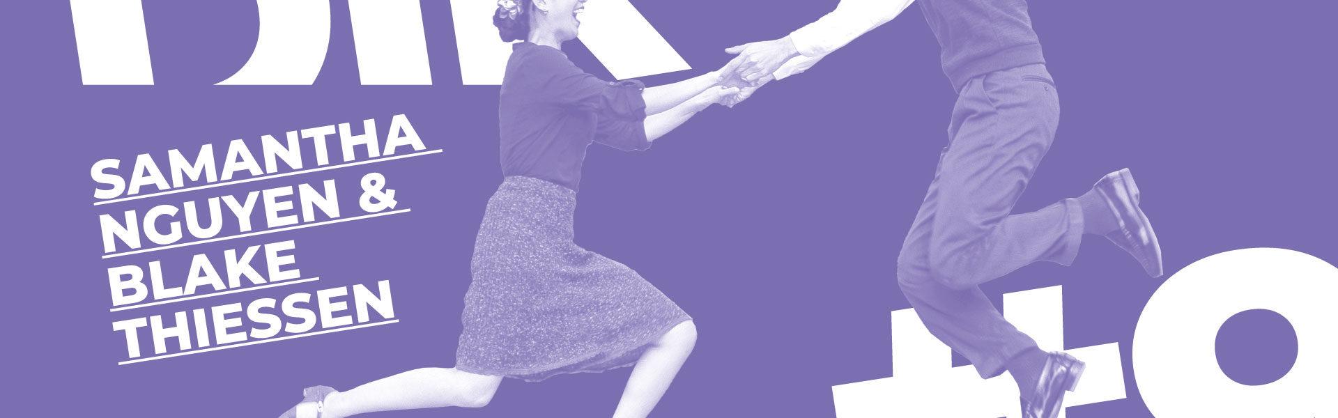 Samantha Nguyen & Blake Thiesen dancing